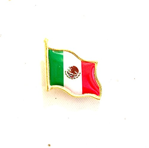 Mexico aztec Mexico Flag lapel pin Mexican flag design - Flag Design Lapel Pin