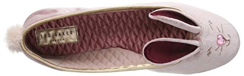 Bhunni Ted Baker Rosa Pantofole rose Rose Donna gqg57
