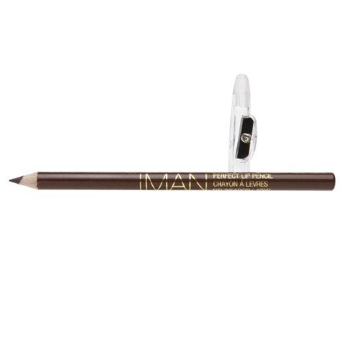 IMAN Perfect Lip Pencil, Midnight 0.05 oz (1.5 g)