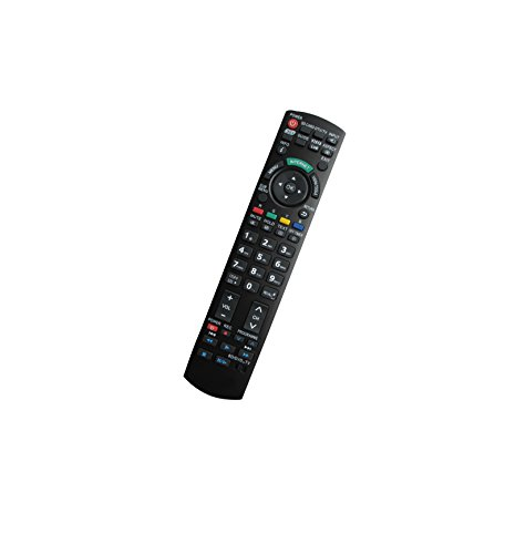 Universal Remote Replacement Control Fit for Panasonic TH-50PX80U TC-32LX85 TH-42PX80U TC-26LX85 TH-50PX75U TH-42PX75U Plasma LCD LED HDTV TV