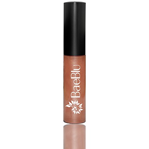 Gloss Made Lip (Best Organic 100% Natural Vegan Hydrating Antioxidant-Rich Lip Gloss, Made in USA by BaeBlu, Kiss My Tulips)