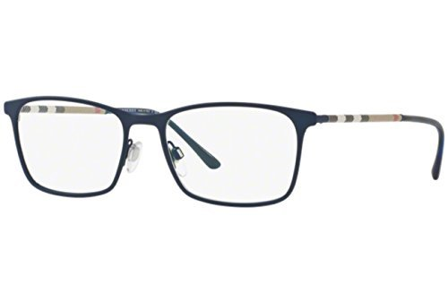 f8ede07efa Amazon.com  Burberry Men s BE1309Q Eyeglasses Black Rubber 54mm  Clothing