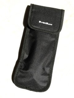 Home Planet Gear EVERSAW Canvas Sheath Scabbard - for Folding Saw, Pruners & More - Sturdy, Water Resistant - Belt Loop