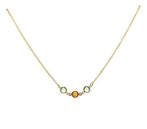 Amazon birthstone necklace gold mothers necklace gold filled birthstone necklace gold mothers necklace gold filled mother christmas gift grandma gifts birthstone jewelry mom gifts aloadofball Images