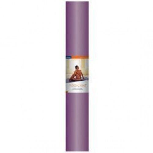Gaiam Solid Yoga Mat, Purple, 3mm by Gaiam: Amazon.es ...
