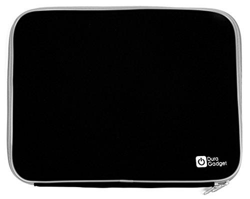 Splash Resistant Black Neoprene Laptop Case For Alienware M18x 18.4