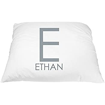 amazon com personalized monogrammed pillowcase custom pillowcases