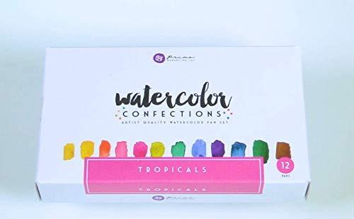 (Prima Marketing Tropical Watercolor Confections)