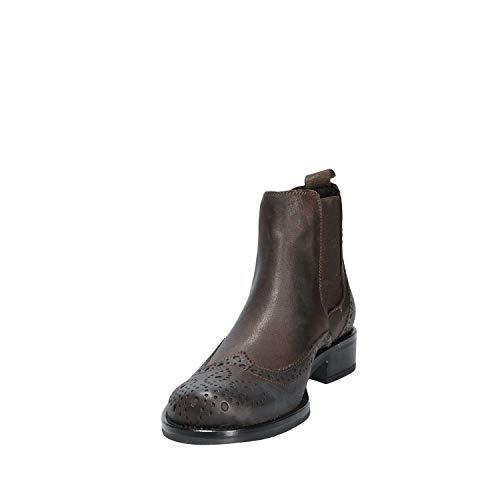 37 Zapatos Marròn Mujeres Mally Casual 4591 tXxqO5H
