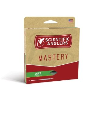 (Scientific Anglers Mastery Art (All-Round Taper) Fly Line WF3F)