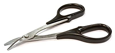 Integy Hobby RC Model C25826 Heavy-Duty Type Lexan Curved Scissor (Extra Thick)