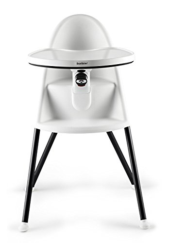 BABYBJORN High Chair - White