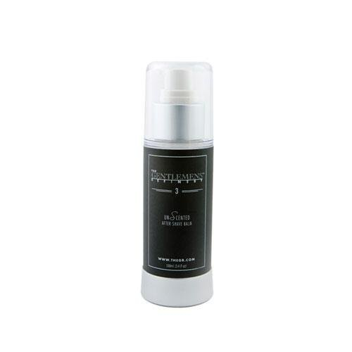 The Gentlemens Refinery 'UnScented' After Shave Balm (100ml) All-Natural and Organic by The Gentlemens Refinery