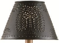 Willow Fabric Lamp Shade - 1