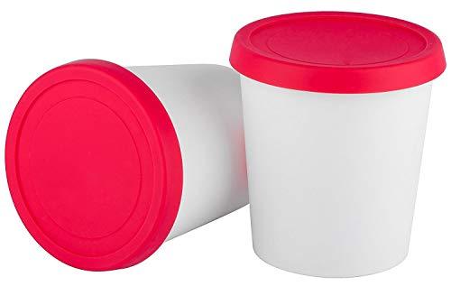 StarPack Home Ice Cream Freezer Storage Containers