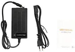 Fiido Accessoire , Fiido V/élo /Électrique Chargeur(Eurocode Dable Pour D2