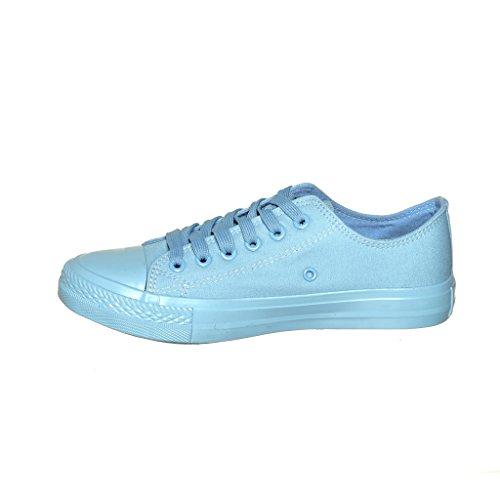 Nouveau Style!! Femmes Classique Toile Skate Sneaker Best-seller L.moon