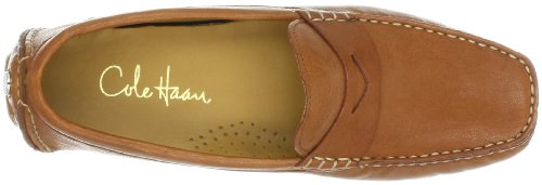 Cole Haan Womens Trillby Driver Penny Loafer Luggage