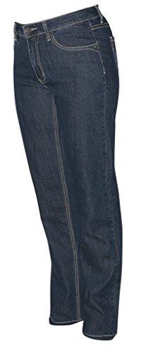 Blue Willis Da.Stretch de jeans recto de las piernas