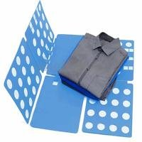 Laundry Organizer Board Clothes Folder T Shirt Folding Adult Magic Flip Fast Fold