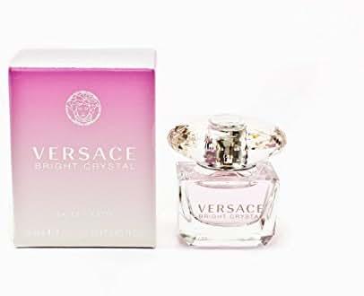 Versace Women's Bright Crystal Mini, 0.17 Fl Oz