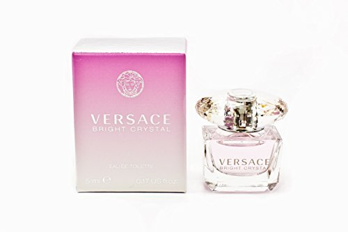 Versace Women's Bright Crystal Mini, 0.17 fl ()