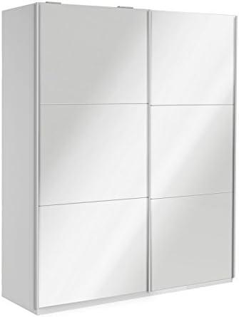 Puerta corredera – optimeo – Espejo – L 100 x p 2 x H 230 cm: Amazon.es: Hogar