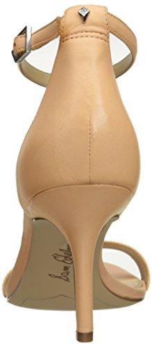 EdelmanPatti Nude Donna Tacco Classic Leather col Scarpe Sam FPxqawYdF