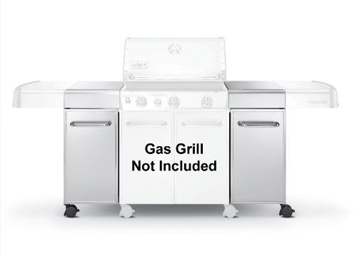 Amazon.com : Weber 7590 Genesis Island Cabinetry : Outdoor Grill Carts :  Garden U0026 Outdoor