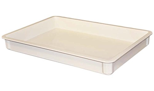 MFG Tray 8700085269 Toteline Stacking Container, Glass Fiber Reinforce, Plastic Composite, 25.75