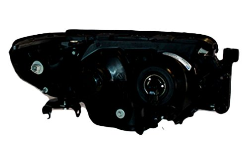 TYC 20-6784-00-1 Subaru Forester Left Replacement Head Lamp (Subaru Headlight Forester Replacement)