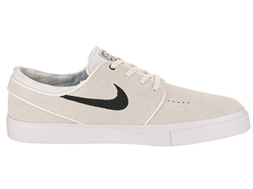 NIKE Men's Zoom Stefan Janoski Skate Shoe (11.5 D(M) US, Summit White/Black White)