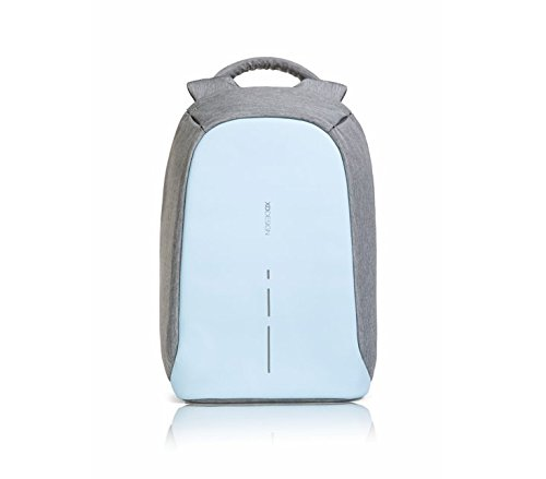 e6533bc88abc Bobby Compact Anti-Theft Backpack by XD Design, Pastel Blue