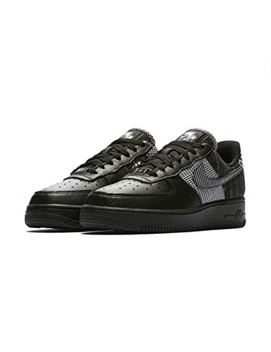 Scarpe 001 1 black At0062 Air W Fitness Nero black white Da Donna Force Nike Lo wYB6q