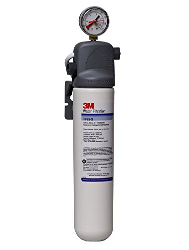 3M Water Filtration Products, High Flow Series Filter System, Model ICE125-S, 5616004 ()