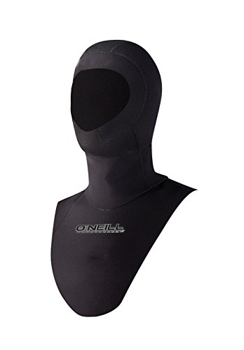 O'Neill trajes de neopreno 7/3/1 mm capucha babero buceo