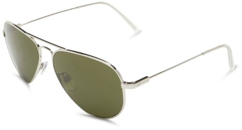 Electric Silver Sunglasses - 5