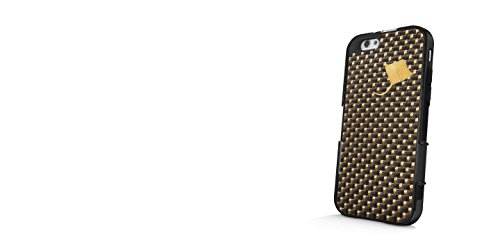 Stingray Shield SRS6 - iPhone 6 Case-System with Radiation Reduction Technology (Gold)