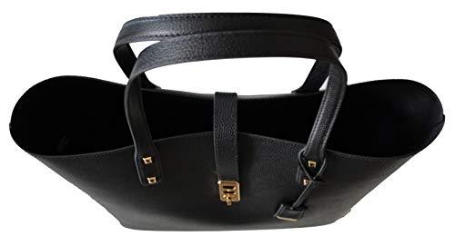 6f7d0b9567a5 Jual Michael Kors Karson Large Carryall Leather Tote Bag - Shoulder ...