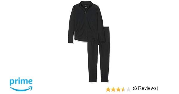 Nike B Nk Dry Acdmy TRK Suit K2 Chándal, Niños, Black/Black/(Black ...