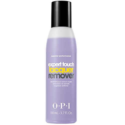 OPI Nail Lacquer Remover, Expert Touch, 3.7 Fl -