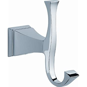Delta 76435 Ashlyn Robe Hook Chrome Amazon Com