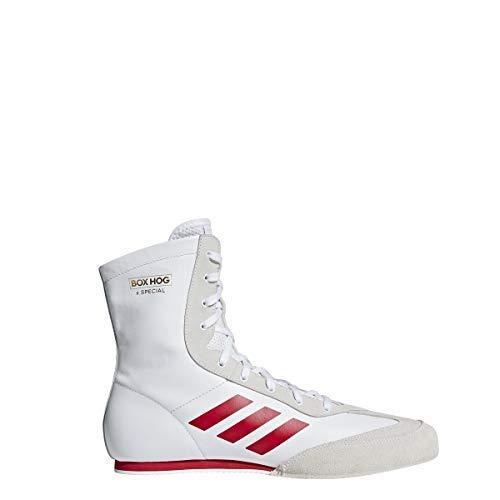 - adidas Box Hog x Special Men's Shoes White/Red ac7148 (13 D(M) US)
