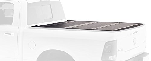 BAK Industries 72204 F1 BakFlip Tonneau Cover for Dodge RAM Quad/Mega Cab 96.5