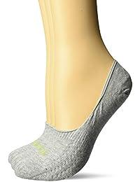 Women's Air Cushion No-Show Liner Socks, 3-Pair