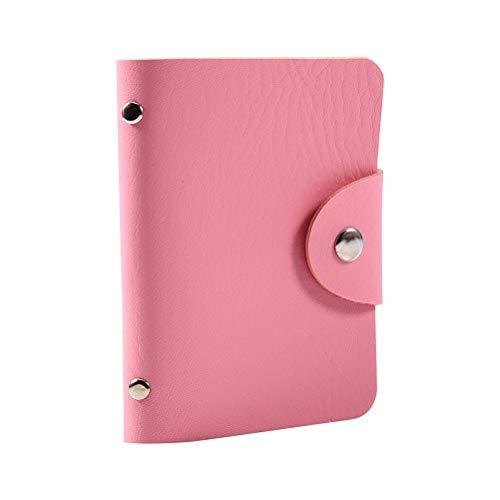 Rfid Passport - Pu Leather Id Credit Business Card Holder Pocket Case Purse Travel Storage Bag Passport Wallet - Storage Pencils Draw Slider Queen Extracting Padded Garland Milk Tree Deod