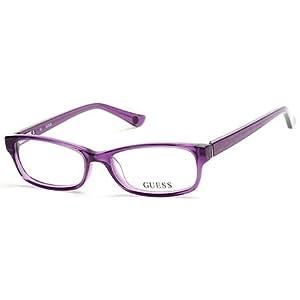 Guess Designer Optical Eyeglasses GU2517-081 in Violet ; DEMO LENS