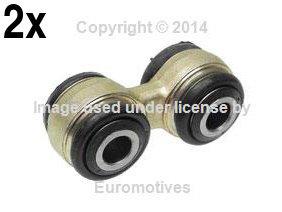 BMW (83-95) Trailing Arm Support Rear L+R (x2) KARLYN