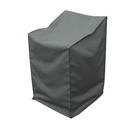 Chefarone Abdeckung Gartenstühle Wasserabweisend Schutzhülle 110cm Schutzhaube