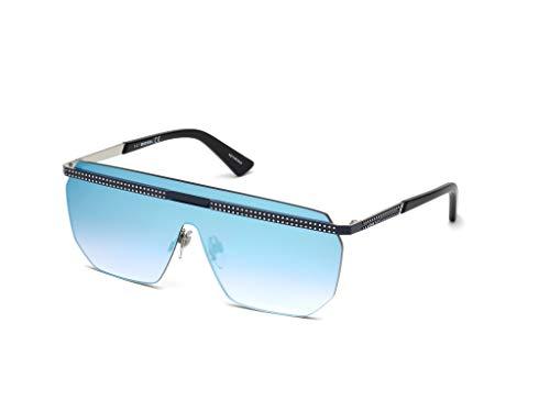 Diesel Dl0259 Shield Sunglasses, Brown, 00 ()